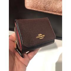 COACH SM TRIFOLD WALLET コーチ 三つ折り財布 F37968 1