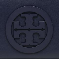 トリーバーチ TORY BURCH CHARLIE ZIP CONTINENTAL WALLET 長財布 NAVY 紺 6