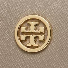 トリーバーチ TORY BURCH MINI WALLET ROBINSON 二つ折りFRENCH GRAY  6