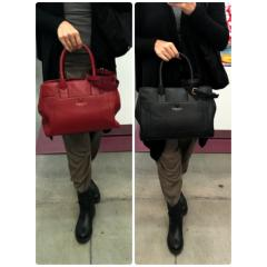 【Marc Jacobs】M0013044 Empire City Leather Tote 2WAY 4