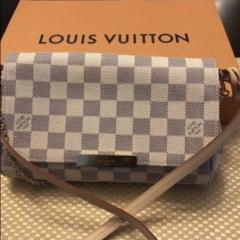 Louis Vuitton pocchete clutch  Favorite PM N41277 ルイ ヴトン ポシェット クラッチ