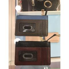 【Marc Jacobs】Leather Top Zip Wallet コインケース 3
