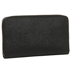 トリーバーチ TORY BURCH ROBINSON ZIP CONTINENTAL WALLET 長財布 BLACK  3