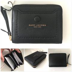 【Marc Jacobs】Leather Zip Coin Case コインケース