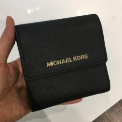【Michael Kors】新作☆SMALL CARD CASE CARYALL 三つ折り財布 11