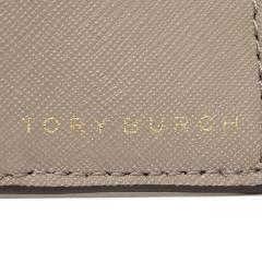 トリーバーチ TORY BURCH MINI WALLET ROBINSON 二つ折りFRENCH GRAY  8