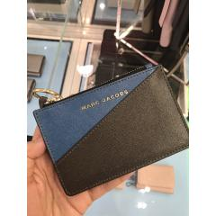 【Marc Jacobs】Leather Top Zip Wallet コインケース 4