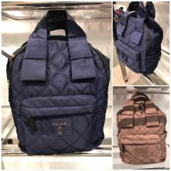 【Marc Jacobs】Nylon Knot Large Backpack A4対応 1