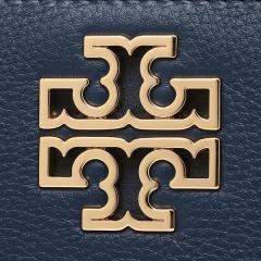 トリーバーチ TORY BURCH BRITTEN ZIP CONTINENTAL 長財布 HUDSON BAY 紺 6