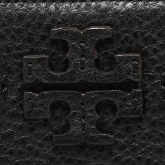 トリーバーチ TORY BURCH MCGRAW BI-FOLD WALLET 二つ折りBLACK 黒  6