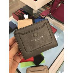 【Marc Jacobs】Leather wallet コンパクト 折りたたみ財布 5
