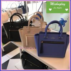 【kate spade】新サイズ登場★可愛いタッセル付♪ small allyn★ 1