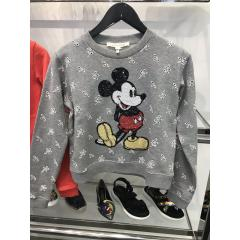 【Marc Jacobs】M4006944 Micky Sweatshirt ミッキースウェット 1