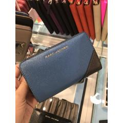 【Marc Jacobs】M0013335 Leather Compact Wallet 二つ折り 3