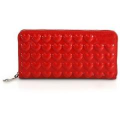 【Marc Jacobs】Heart Embossed ハートが可愛い 長財布 3カラー 5