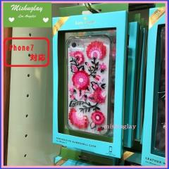 【kate spade】キラキラjeweled garland iPhone7 case★クリア版
