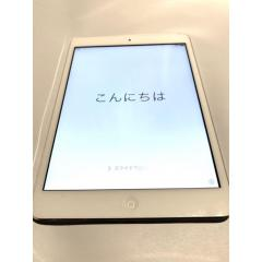 Apple iPad mini 32GB ホワイト&シルバー MD532J/A