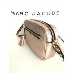 【Marc Jacobs】Metallic Zoom Leather Crossbody Bag 5