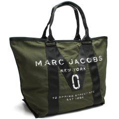 【Marc Jacobs】M0011223 Logo Tote Bag Army Green トート 1
