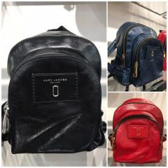 【Marc Jacobs】Double Pack Mini Leather Backpack 1
