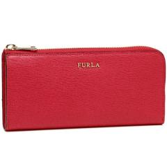 フルラ FURLA バビロン BABYLON XL ZIP AROUND L 長財布 RUBY 赤  1