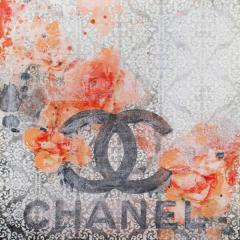 Marmont Hill Chanel The Beauty Look キャンバス アート 1