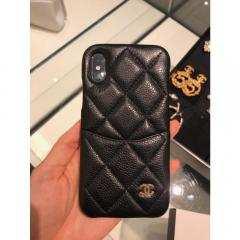 シャネル ラムスキン iPhone X用ケース CHANEL Classic Case for iPhone X