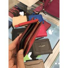 【Marc Jacobs】Leather wallet コンパクト 折りたたみ財布 4