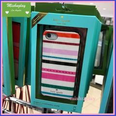【kate spade】日本未入荷★キラキラ可愛い♪ iPhone6 or 7 case