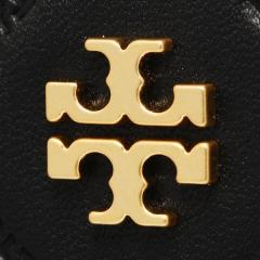 トリーバーチ TORY BURCH GEORGIA ZIP CONTINENTAL WALLET 長財布 BLACK 黒 6
