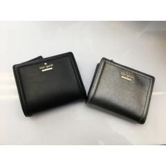 【kate spade】特別入荷・即発☆リボン付 tavy コンパクト折財布
