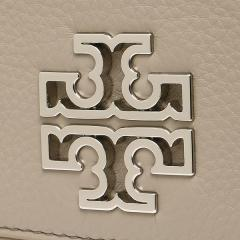 トリーバーチ TORY BURCH BRITTEN DUO ENVELOPE CONTINENTAL WALLET 長財布 グレー 6
