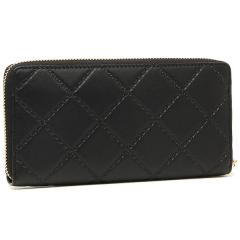 トリーバーチ TORY BURCH GEORGIA ZIP CONTINENTAL WALLET 長財布 BLACK 黒 3