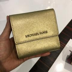 【Michael Kors】新作☆SMALL CARD CASE CARYALL 三つ折り財布 17