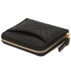 トリーバーチ TORY BURCH ALEXA Medium Zip Wallet 二つ折りBLACK 黒 7