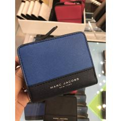 【Marc Jacobs】M0014235 Leather Compact wallet 二つ折り 2